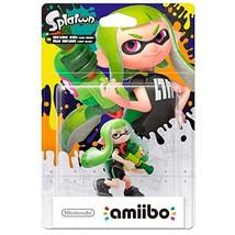 Splatoon Inkling Girl Lime Green Amiibo (for Nintendo Wii U/Nintendo 3DS)  - $111.00