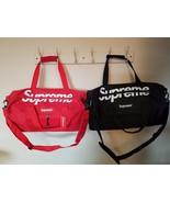 Supreme Duffle Duffel Gym Bag Pack Classic Logo Best Quality Fast US Shi... - $95.95