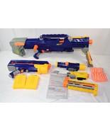 Nerf NStrike CS-6 Longshot 2in1 Blaster Soft Dart Gun Value Light Beam &... - $39.59