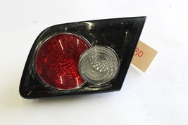 2006-2007 MAZDA 6 PASSENGER RIGHT INNER TRUNK LID TAIL LIGHT M1580 - $49.49
