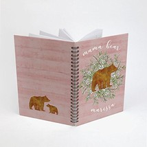 Mama Bear Personalized Spiral Notebook - $12.99