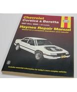 Chevrolet Corsica and Beretta 1987 Thru 1996 Haynes Manual - $12.59
