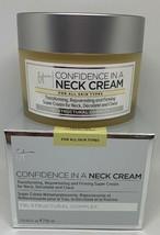 It Cosmetics Confidence In A Neck Cream Firming Super Cream 2.6 Fl.Oz. Nib - $27.62