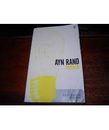 ANTHEM by Ayn Rand (1996) SOFTCOVER - $4.99
