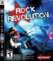 Rock Revolution - Playstation 3 (Game) [video game] - $9.99