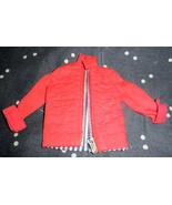 Vintage Red Jacket For Barbie - $10.00