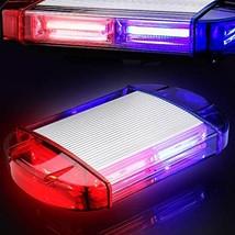 126 LED Strobe-Warning-Lights-Bar 12V Rotation Flashing Beacon Emergency Light M
