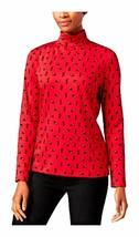 Karen Scott Women's Petite Printed Short-Sleeve Blouse Pullover Shirt Tops - $24.98+