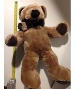 NAP Brookestone Bear Raccoon Scarf 16 Inches - $26.73