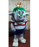 Prince Gristle Mascot Costume Adult Trolls Mascot Costume For Sale - $325.00