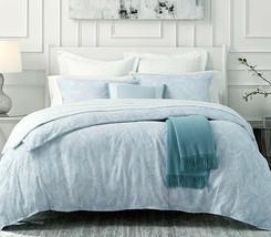 Sferra Giamina Full Queen Duvet Cover & Boudoir Sky Floral Cotton Italy New - $629.90