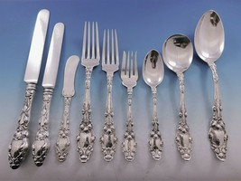Virginiana by Gorham Sterling Silver Flatware Set for 6 Service 57 Pieces Dinner - $5,150.00