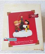 Hallmark Peanuts A Charlie Brown Christmas The Amazing Little Tree 2003 ... - $25.95