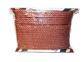 Conso Decorative Trimmings 3/8 inch Lt Brown Braided Trim 24 Yards Style... - $34.18