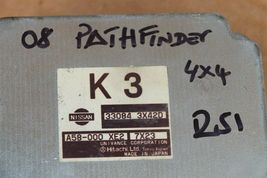 Nissan Pathfinder Xterra Frontier 4x4 Transfer Case Control Module 33084-3X42D image 4