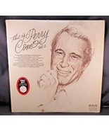 "Perry Como THIS IS VOL. 2 Stereo 2 12"" Vinyls LP Record Album Set RCA Vi... - $20.00"