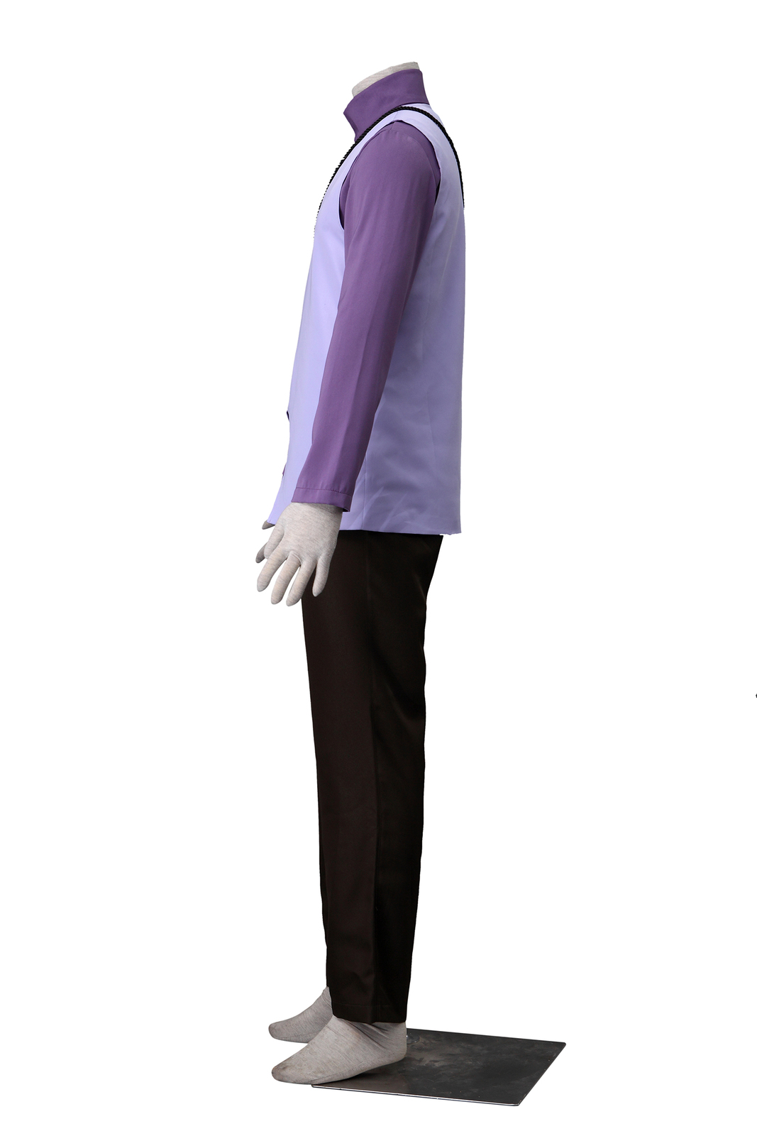 Naruto Boruto Uchiha Sasuke Cosplay Costume Partywear Full Set