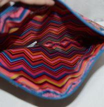 Hadaki New Orleans HDK837 Multi Colored Zip Carry All Pod image 3