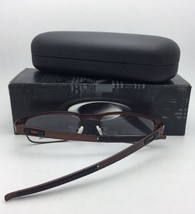 New OAKLEY Eyeglasses MILESTONE 2.0 OX8047-0450 53-18 140 Dark Brown Frames - $189.99