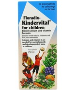 Floradix Kindervital Multivitamin & Mineral Formula For Children 250ml NEW - $72.38