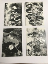 Kiss Legends Black & White Trading Card Lot - $7.91