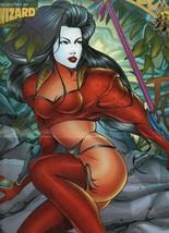 Wizard Poster #36 1997 X-Men - Marvel - Chenault / Shi - Crusade - William Elton - $4.89