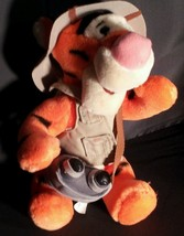 Disney Tigger Jungle Safari Plush Tiggers Are Wonderful Things Stuffed T... - $9.89