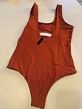 Hurley Q/D Pineapple Quick Dry One Piece Swim Wear Size Small image 2