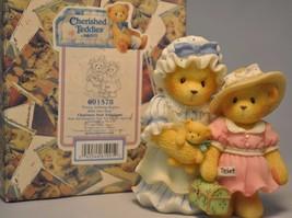 Cherished Teddies - Charissa Ashlynn - Every Journey Begins With One Ste... - $13.85
