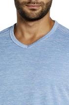 Htf! New Tommy Bahama Sand Key Sun Washed Blue Opal V-NECK Tee T-SHIRT Mens Xxl - $43.26