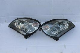 06-07 Infiniti G35 2dr Coupe HID Xenon HeadLight Head Light Lamp Set L&R image 3