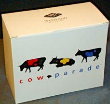 "CowParade ""MooShoe"" Westland Giftware # 9125 AA-191918 Vintage Collectible image 4"