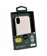 Genuine OtterBox iPhone XS/ X Symmetry Case Cover - On Fleck / Pink - $12.25