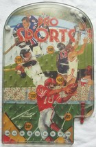 Wolverine Tumbleball Vintage Pinball Toy Pro Sports Bagtatelle 145-A - $14.75