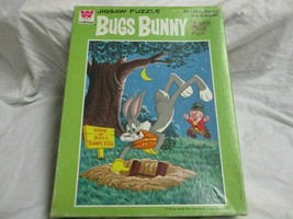 Whitman Bugs Bunny Frame Tray Puzzle 1963 - $72.99
