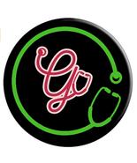 Monogram G with Stethoscope - Doctors Nurses Veterinarians - PopSockets ... - $15.00