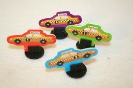 Cash Cab Game 2008 4 Replace taxi cab/cars stands Imagination New York City - $14.95