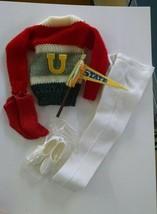 Vintage Ken Campus Hero Outfit # 770 Complete Clothes Barbie clothes e49 - $29.02