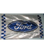 FORD FLAG FORD RACING 3 X 5 FLAG - $22.49
