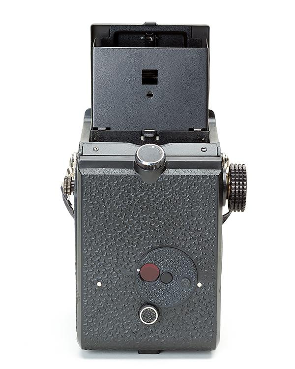 Lubitel 166U Twin Lens Reflex Camera - Made in USSR