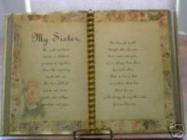 SISTER BIRTHDAY /MOTHER'S DAY GIFT/ ROSE BORDER - $12.00