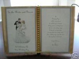 Wedding GIFT/ Bridal Shower GIFT/ Bride And Groom - $12.00