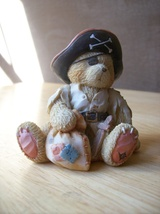 "Cherished Teddies 1994 Taylor ""Sail the seas with Me"" Figurine - $18.00"