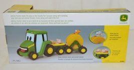 John Deere TBEK35089 Johnny Tractor County Fair Wagon Ride image 6