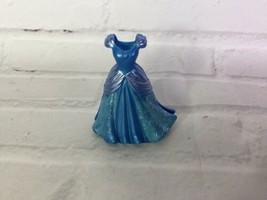 Disney Princess Little Kingdom Magiclip Cinderella Blue Dress Polly Pock... - $17.81