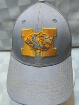 Mizzou TIGERS Columbia Missouri New Era Fitted Youth Ball Cap Hat - £8.26 GBP