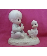 Precious Moments Friends to the Very End Figurine -- No Box - $10.99