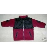 PINE PEAK BLUES FLEECE/NYLON 2 IN 1 JACKET &amp... - $9.90
