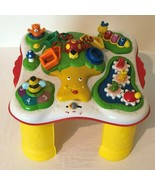 Musical Activity Learning Table Meijer Letters Alphabet Numbers Colors S... - $17.99