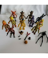 Five Nights at Freddy's Freddys Funko Action Figures Nightmare Gold Foxy... - $296.01